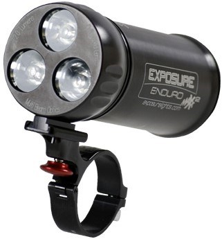 Exposure Enduro Maxx 2 - Rechargeable Light