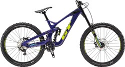 "GT Fury Expert 27.5"" Mountain Bike 2019 - Downhill Full Suspension MTB"
