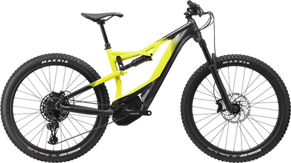 Cannondale Moterra NEO 2 27.5+ 2019 - Electric Mountain Bike | MTB