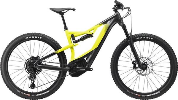 Cannondale Moterra NEO 2 27.5+ 2019 - Electric Mountain Bike