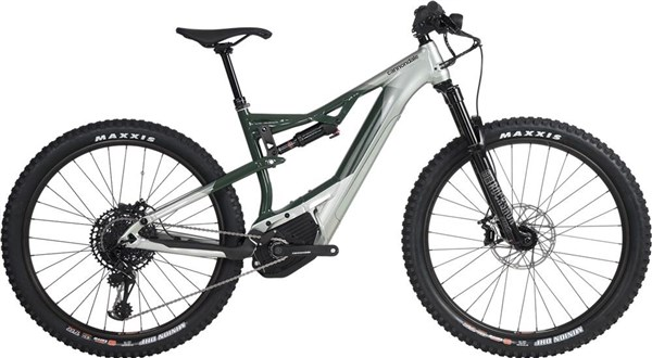 Cannondale Moterra NEO 1 27.5+ 2019 - Electric Mountain Bike