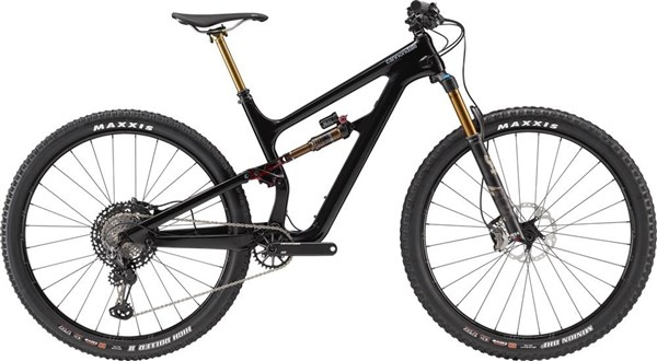 Cannondale Habit Carbon 1 29er Mountain Bike 2019 - Full Suspension MTB | MTB