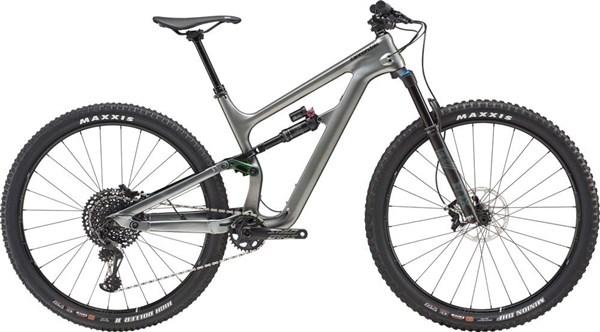 Cannondale Habit Carbon 2 29er Mountain Bike 2019 - Full Suspension MTB