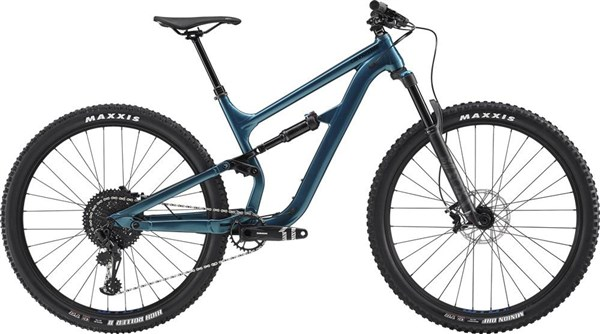 Cannondale Habit Alloy 4 29er Mountain Bike 2019 - Full Suspension MTB