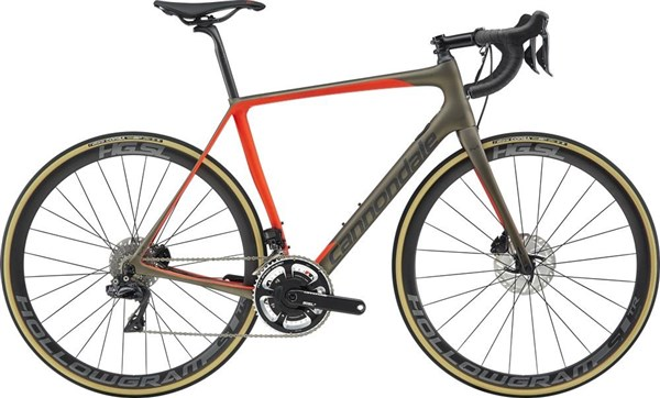 Cannondale Synapse Hi-Mod Disc Dura-Ace Di2 2019 - Road Bike | Racercykler