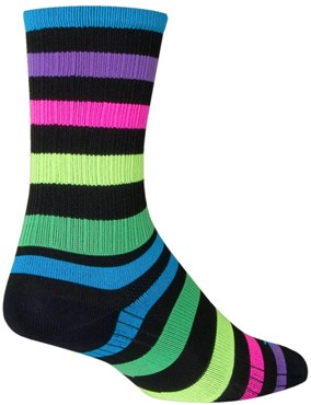 SockGuy Night Bright SGX Socks