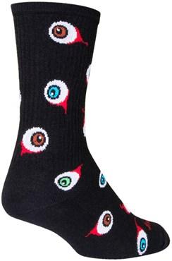 SockGuy Eyeballs Socks | Strømper