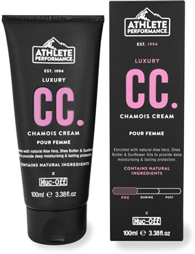 Muc-Off Athlete Performance Womens Luxury Chamois Cream
