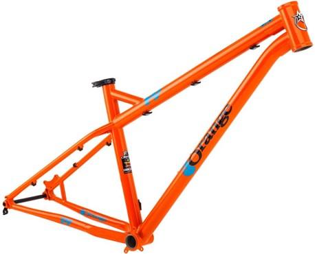 """Orange P7 27.5"""" MTB Frame"""