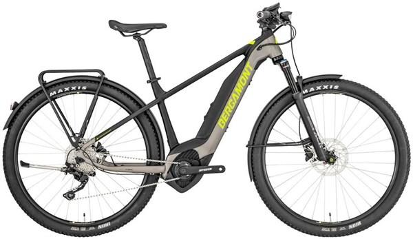 Bergamont E-Revox 7 EQ 29er 2019 - Electric Mountain Bike