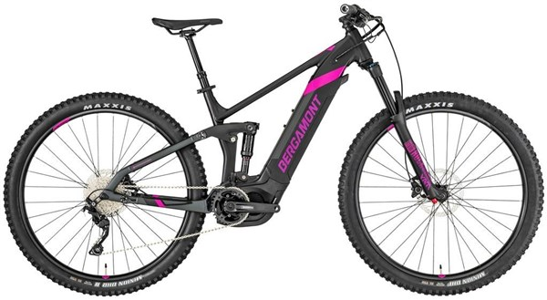 Bergamont E-Trailster Sport FMN 29er Womens 2019 - Electric Mountain Bike | Mountainbikes