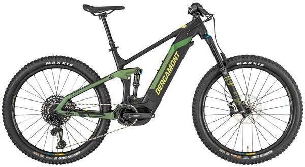 """Bergamont E-Trailster Elite 27.5"""" 2019 - Electric Mountain Bike"""
