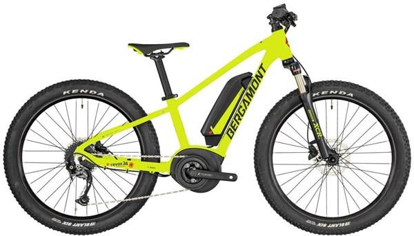 Bergamont E-Revox Junior 24w 2019 - Electric Mountain Bike | Mountainbikes