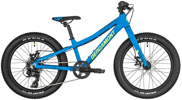 Bergamont Bergamonster 20 Plus 20w 2019 - Kids Bike