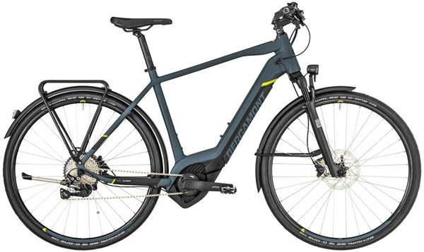 Bergamont E-Helix Expert EQ Womens 2019 - Electric Hybrid Bike | City-cykler