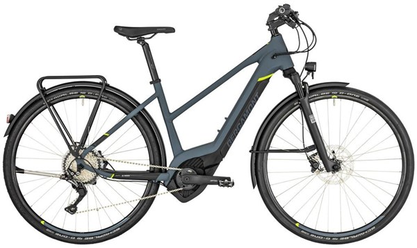 Bergamont E-Helix Expert EQ Womens 2019 - Electric Hybrid Bike | City