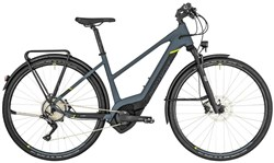 Bergamont E-Helix Expert EQ Womens 2019 - Electric Hybrid Bike