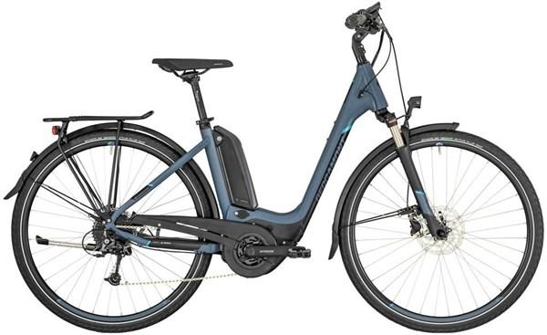 Bergamont E-Horizon 7 Wave 400 2019 - Electric Hybrid Bike   City