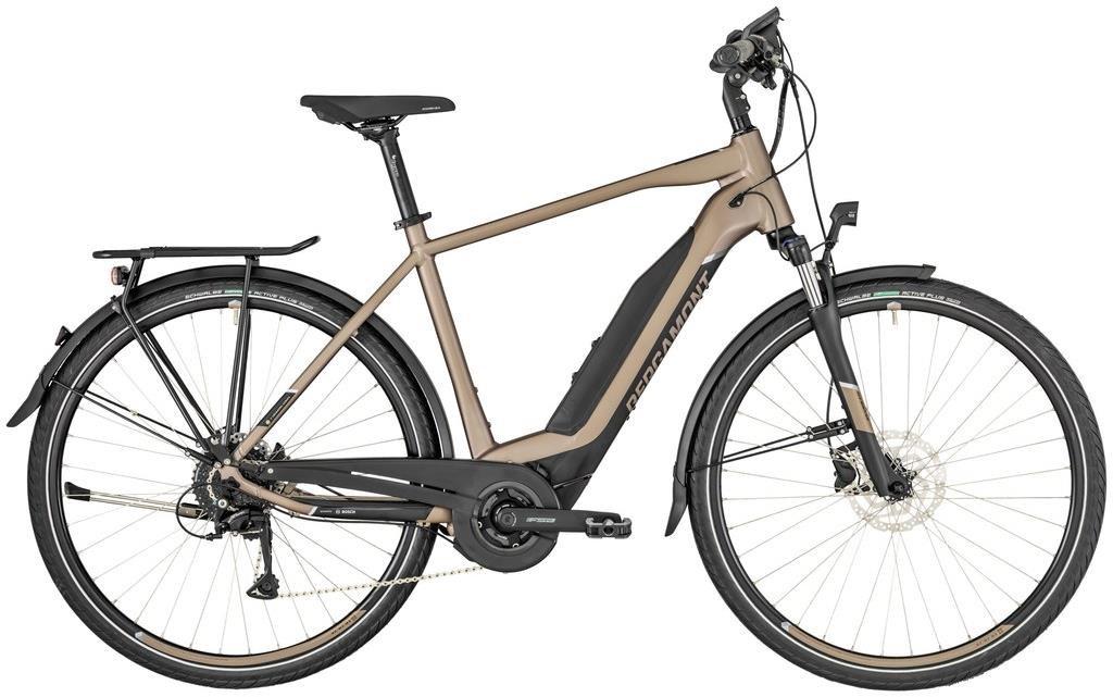 Bergamont E-Horizon 6 2019 - Electric Hybrid Bike | City