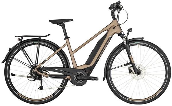 Bergamont E-Horizon 6 Womens 2019 - Electric Hybrid Bike