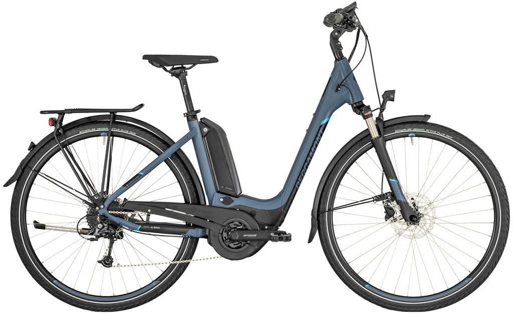 Bergamont E-Horizon 7 Wave 500 2019 - Electric Hybrid Bike | City