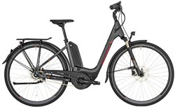 Bergamont E-Horizon N8 FH 500 Wave 2019 - Electric Hybrid Bike