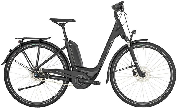 Bergamont E-Horizon N7 FH 400 Wave 2019 - Electric Hybrid Bike