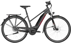 Bergamont E-Horizon N8 FH 500 Womens 2019 - Electric Hybrid Bike