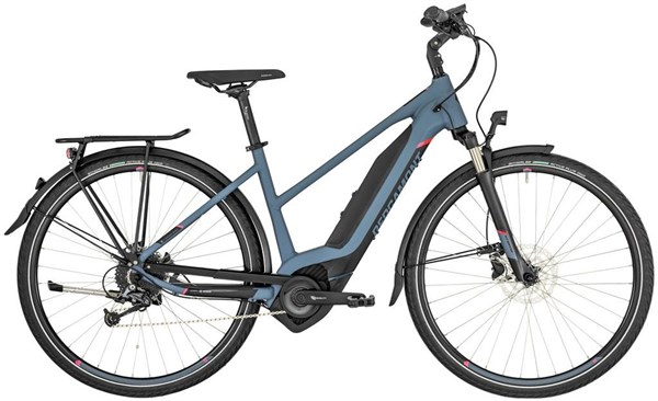 Bergamont E-Horizon 7 500 Womens 2019 - Electric Hybrid Bike | City