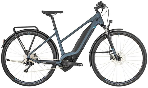 Bergamont E-Helix 8 EQ 2019 - Electric Hybrid Bike | City-cykler