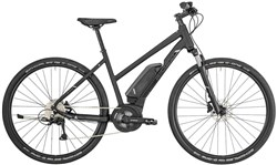 Bergamont E-Helix 6 Womens 2019 - Electric Hybrid Bike