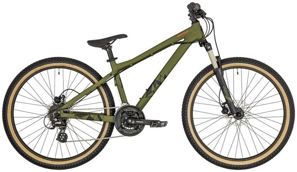 "Bergamont Kiez Fun 26"" Mountain Bike 2019 - Hardtail MTB"