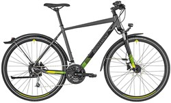 Bergamont Helix 6 EQ 2019 - Hybrid Sports Bike