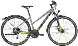 Bergamont Helix 6 EQ Womens 2019 - Hybrid Sports Bike