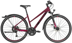 Bergamont Helix 4 EQ Womens 2019 - Hybrid Sports Bike