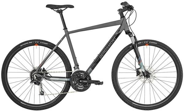 Bergamont Helix 5 Womens 2019 - Hybrid Sports Bike | City