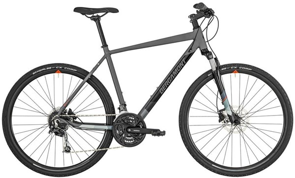 Bergamont Helix 5 2019 - Hybrid Sports Bike