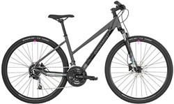 Bergamont Helix 5 Womens 2019 - Hybrid Sports Bike