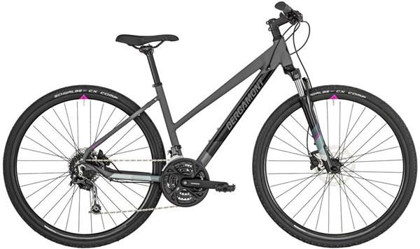 Bergamont Helix 5 Womens 2019 - Hybrid Sports Bike