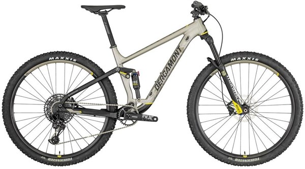 Bergamont Contrail 5 29er Mountain Bike 2019 - Trail Full Suspension MTB
