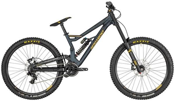 "Bergamont Straitline Elite 27.5"" Mountain Bike 2019 - Downhill Full Suspension MTB"