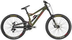 "Bergamont Straitline 7 27.5"" Mountain Bike 2019 - Downhill Full Suspension MTB"