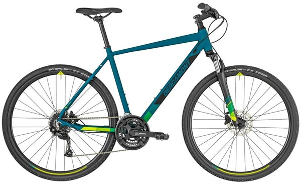 Bergamont Helix 3 2019 - Hybrid Sports Bike