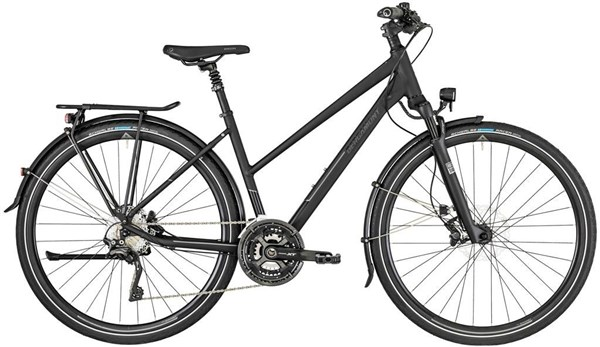 Bergamont Horizon 9 Womens 2019 - Hybrid Sports Bike | City