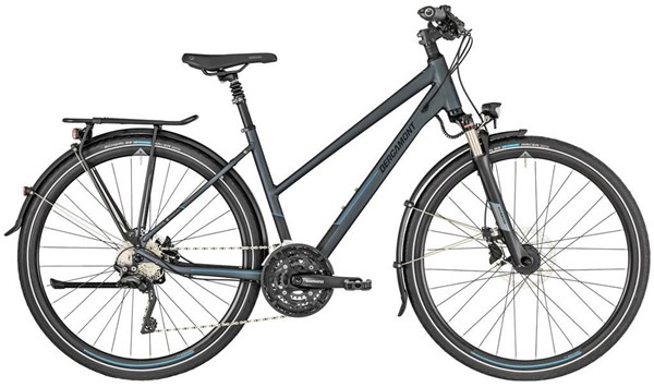 Bergamont Horizon 7 Womens 2019 - Hybrid Sports Bike