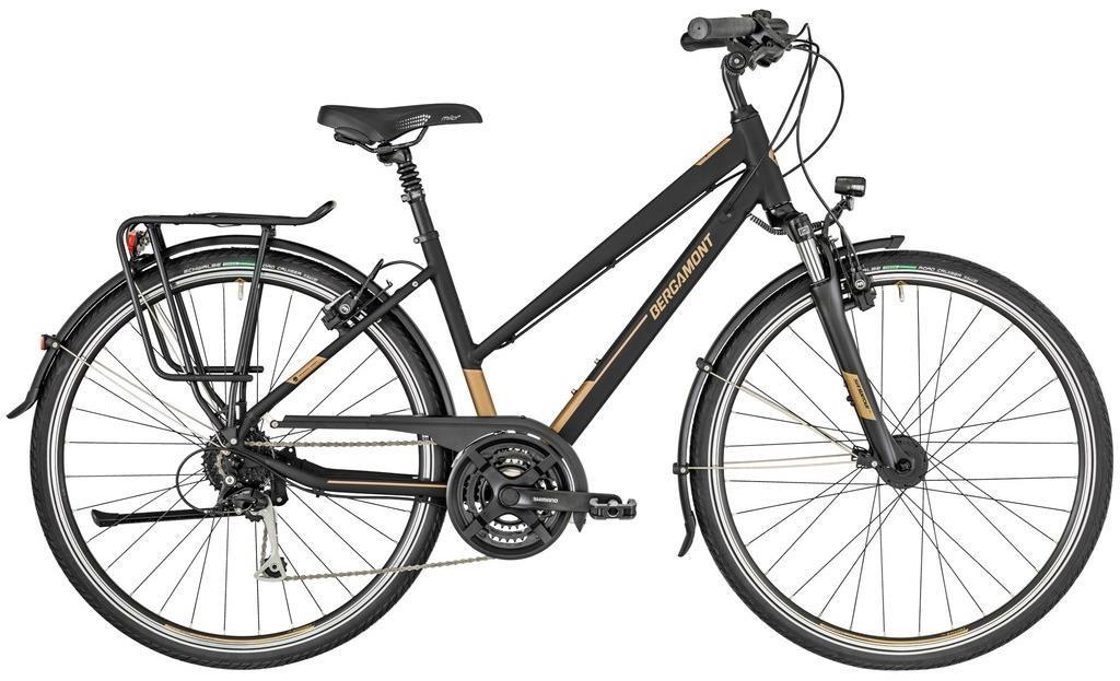 Bergamont Horizon 5 Womens 2019 - Hybrid Sports Bike | City