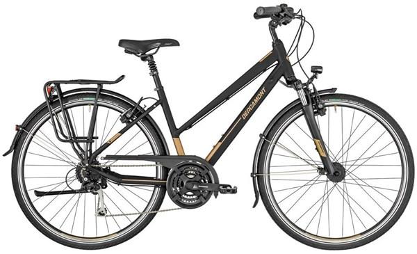 Bergamont Horizon 5 Womens 2019 - Hybrid Sports Bike