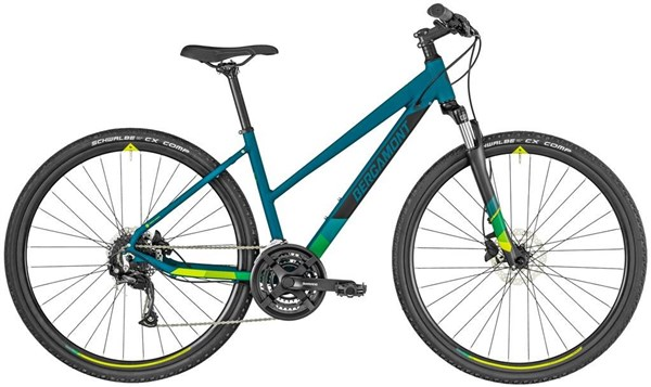 Bergamont Helix 3 Womens 2019 - Hybrid Sports Bike