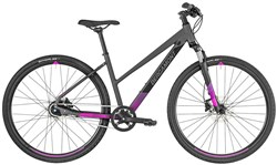 Bergamont Helix N8 Womens 2019 - Hybrid Sports Bike