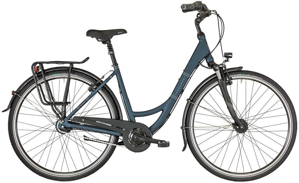Bergamont Belami N8 2019 - Hybrid Classic Bike | City
